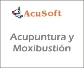 ACUSOFT Software acupunturamoxibustion Version Full