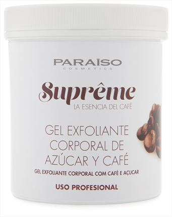 CAFE - GEL EXFOLIANTE 500ML