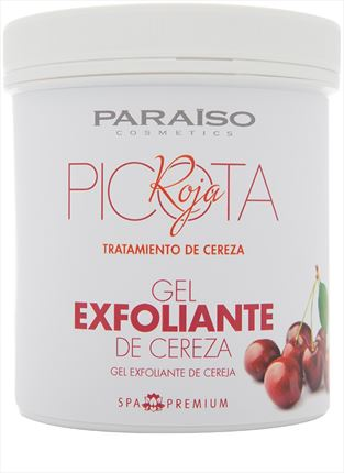 CEREZA PICOTA ROJA - GEL EXFOLIANTE CORPORAL 500ML