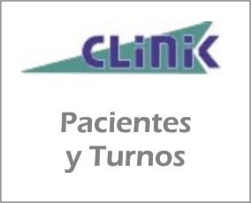 CLINIK Software PacientesTurnos