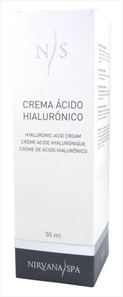 CREMA ACIDO HIALURONICO 50ML