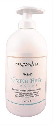 CREMA BASE FACIAL 500ML