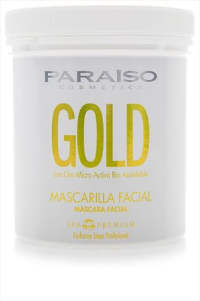 GOLD - MASCARILLA FACIAL