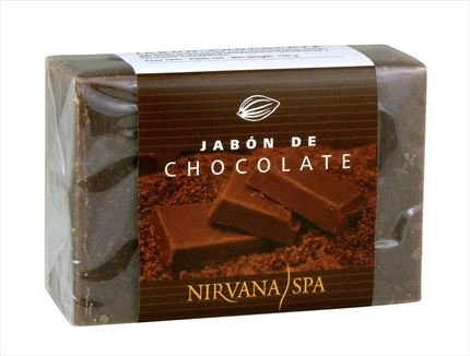 JABON DE CHOCOLATE 100GR