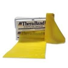 THERA BAND 5 5M AMARILLO