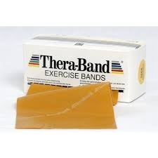 THERA BAND 5 5M ORO OLIMPICO