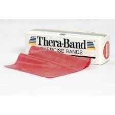 THERA BAND 5 5M ROJO