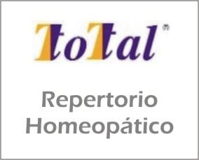 TOTAL Software Repertorio Homeopatico Ver F12